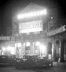 History of the Hippodrome (Formally, Grand Opera House)